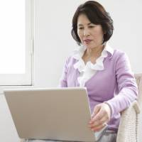 The internet is a rich resource for lifelong learning at any age.   GETTY IMAGES