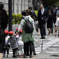 Address Japan's demographic, fiscal woes