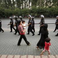 Are the Uighurs one of China's 56 nations?