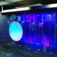 An early prototype of Watson is shown in 2011 at IBM's research center in New York. The cognitive supercomputer is being used to help doctors diagnose and treat certain kinds of cancer. | CLOCKREADY, VIA WIKIMEDIA COMMONS / CC-BY-SA-3.0