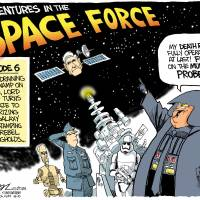 U.S. needs a cyberforce before a space force
