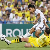 Vegalta Sendai capitalize on second-half chances to beat Kashiwa Reysol