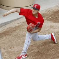 Shohei Ohtani's return to  mound progressing