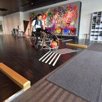 Para Arena a barrier-free home base for athletes