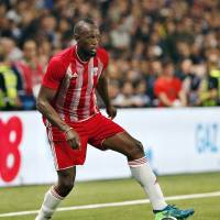 Usain Bolt agrees to practice deal with Australian club Central Coast Mariners