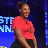 French Open bans Serena's catsuit