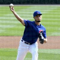 Yu Darvish on track for rehab start after throwing second simulated game