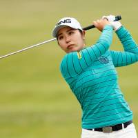Mamiko Higa one shot back after Women's British Open second round