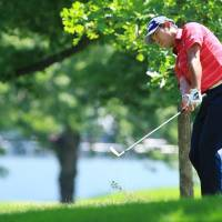 Justin Thomas in lead at Bridgestone Invitational; Hideki Matsuyama sitting in 36th place