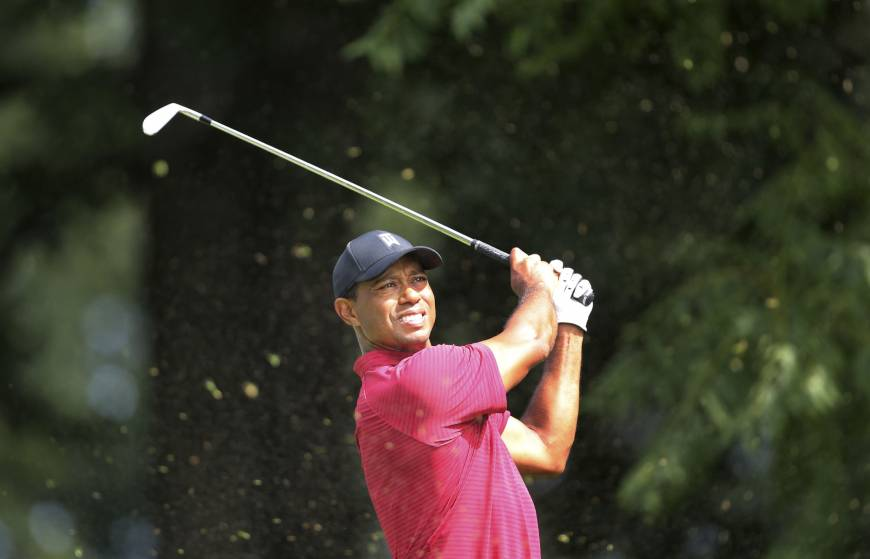 Tiger, Thomas trying to stay fresh for PGA Tour postseason