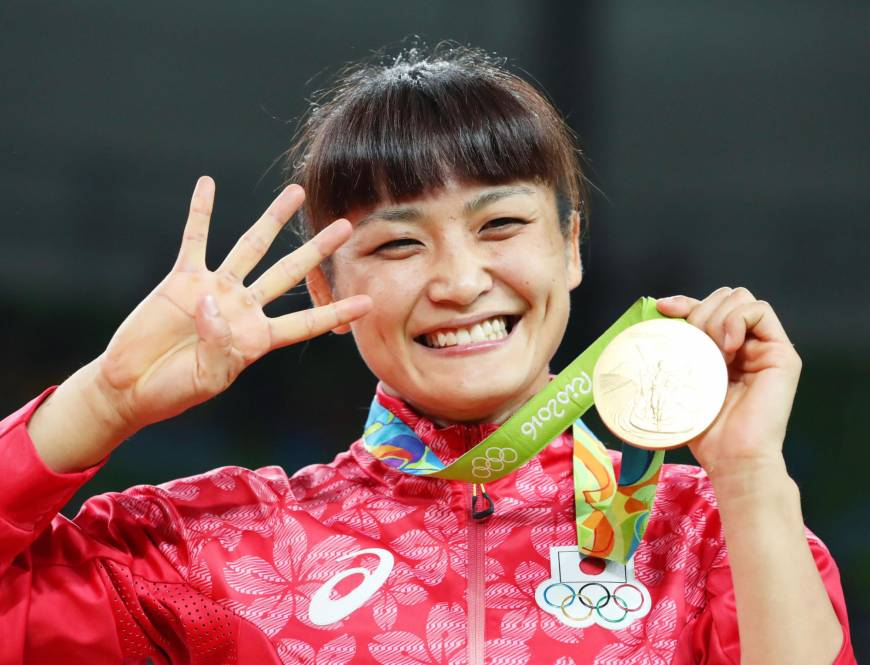 JWF apolgizes to Olympic legend Kaori Icho and other athletes for power harassment