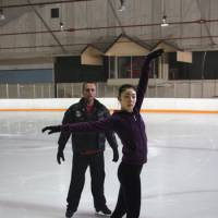 David Wilson has had a long relationship with 2010 Olympic gold medalist Yuna Kim. He choreographed both her short program and free skate when she won at the Vancouver Olympics   ALL THAT SPORTS
