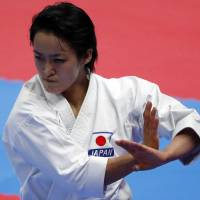 Kiyo Shimizu, Ryo Kiyuna nab individual kata titles at Asian Games