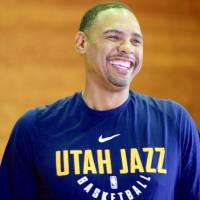 Jazz assistant Antonio Lang keen to share knowledge with Japan's coaches