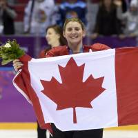 Hayley Wickenheiser joins Maple Leafs as assistant director of player development