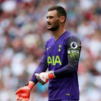 France captain Hugo Lloris charged with drunken driving