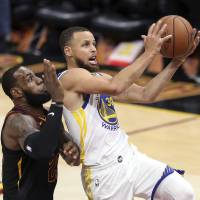 Curry ready to see LeBron more often