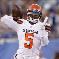 Tyrod Taylor driven by being traded from Bills to Browns