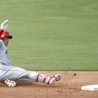 Angels lose to Rangers despite Shohei Ohtani's efforts