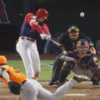 Shohei Ohtani's two-run homer not enough for Angels against Astros