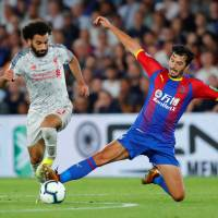 Liverpool's Mohamed Salah plays pivotal role in victory over Crystal Palace