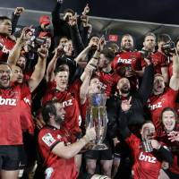 Crusaders already eyeing next triumph
