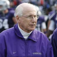 Kansas State coach Bill Snyder is seen in a November 2009 file photo. | WIKIMEDIA COMMONS