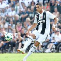 Cristiano Ronaldo set for Serie A debut with Juventus