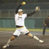 U.S. pounds South Africa at softball worlds
