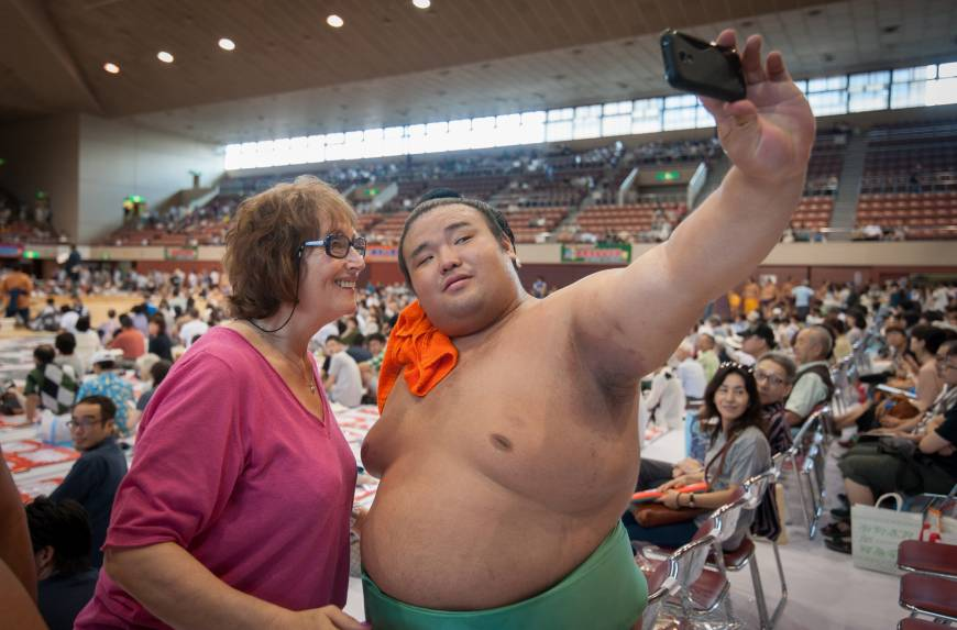 Grueling summer tours offer mixed blessing for sumo