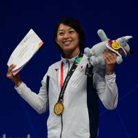 Breaststroke specialist Satomi Suzuki gains confidence, renewed focus in pool