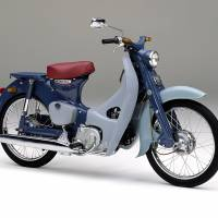 Wheels that keep on rolling: Honda's diminutive Super Cub celebrates its 60th anniversary