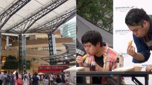 [VIDEO] The Great British Weekend Tokyo at Roppongi Hills