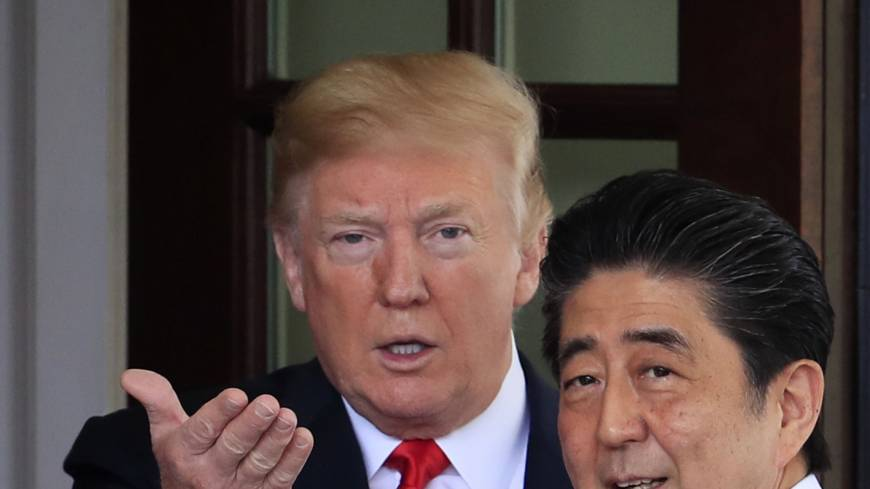 Fearing auto tariffs, Japan to cave on Trump's demands for bilateral trade talks