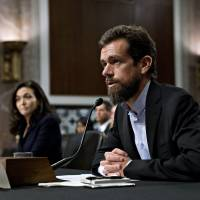 Facebook, Twitter on defense in U.S. Congress over foreign bids to tilt polls, politics