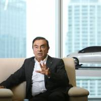 Carlos Ghosn vows to stay as Renault-Nissan-Mitsubishi alliance nears a crossroads