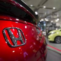 Honda's Vietnamese unit saw a 98 percent year-on-year increase in sales during the January-August period. | BLOOMBERG