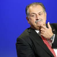 Andrew Liveris | REUTERS