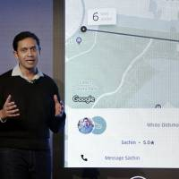 Uber rolls out safety features for drivers and passengers as it looks to rebuild trust