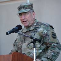 Washington set to replace U.S. military commander in South Korea