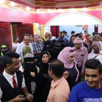Yemenis find solace in cinema after years of war in flick about their plight