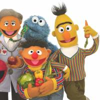Bert and Ernie a 'loving couple' claims writer; 'Sesame Street' disagrees