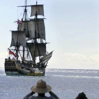 Site where Capt. Cook's long-lost ship may be resting is off Rhode Island, marine archaeologists say