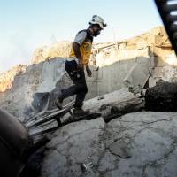 Syria is preparing chemical weapons for attacks in Idlib, U.S. envoy says