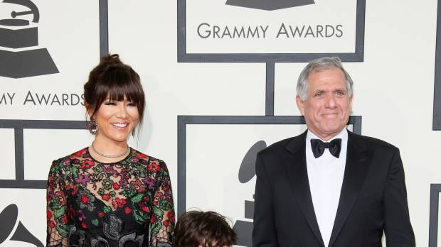 Julie Chen leaves CBS show 'The Talk' in taped message after husband Leslie Moonves is ousted