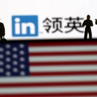 Top U.S. spy catcher says China is using LinkedIn to recruit Americans