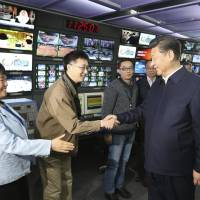 China reaches out to U.S. over demand that state-run outlets register as foreign agents