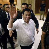 Duterte welcomed in Israel in first visit by a Philippine president, despite Holocaust remarks