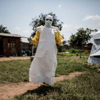 WHO extremely concerned about Ebola 'perfect storm' in war-ravaged Congo, fear spread to Uganda