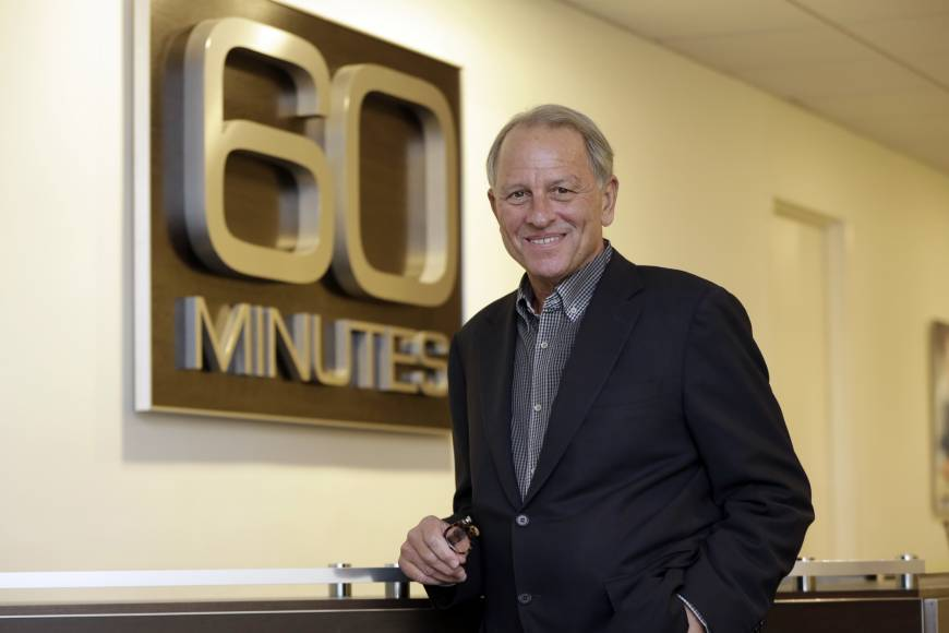 '60 Minutes' chief Jeff Fager out at CBS amid misconduct probe